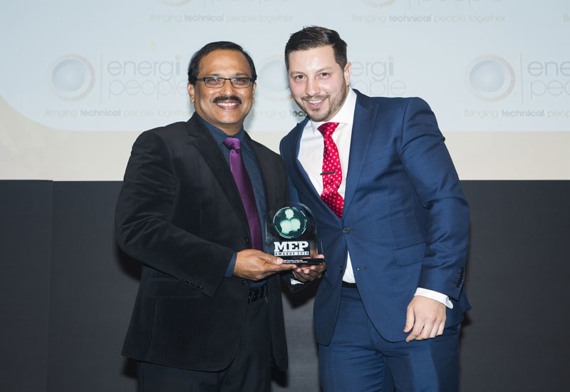 MEP Middle East Awards 2015.