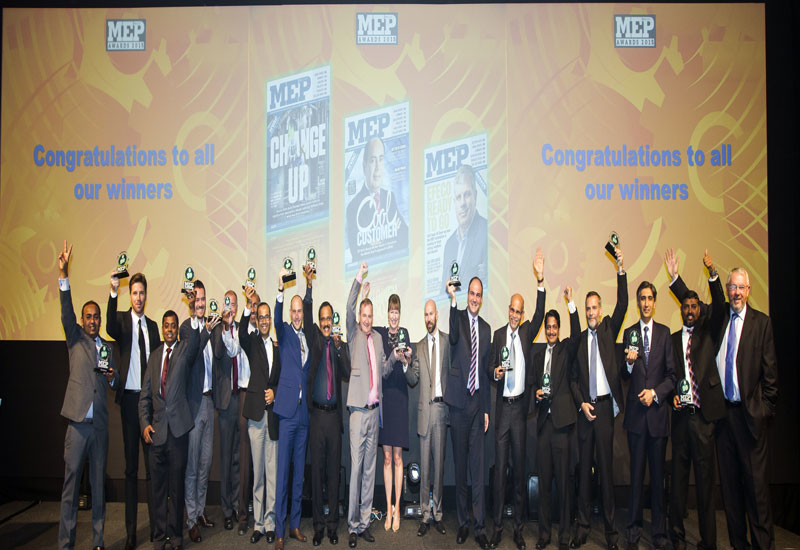 MEP Awards 2015: Winners gallery
