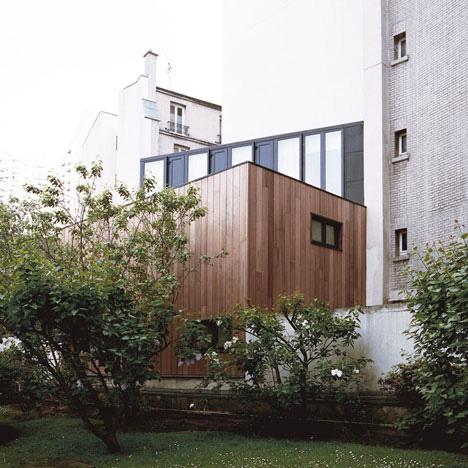 NEWS, Design, Architect, Glass, Metal, Penthouse, Townhouse