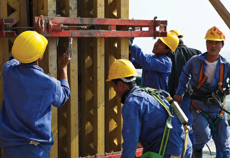 The project is designed to provide better accommodation for workers in Bahrain.
