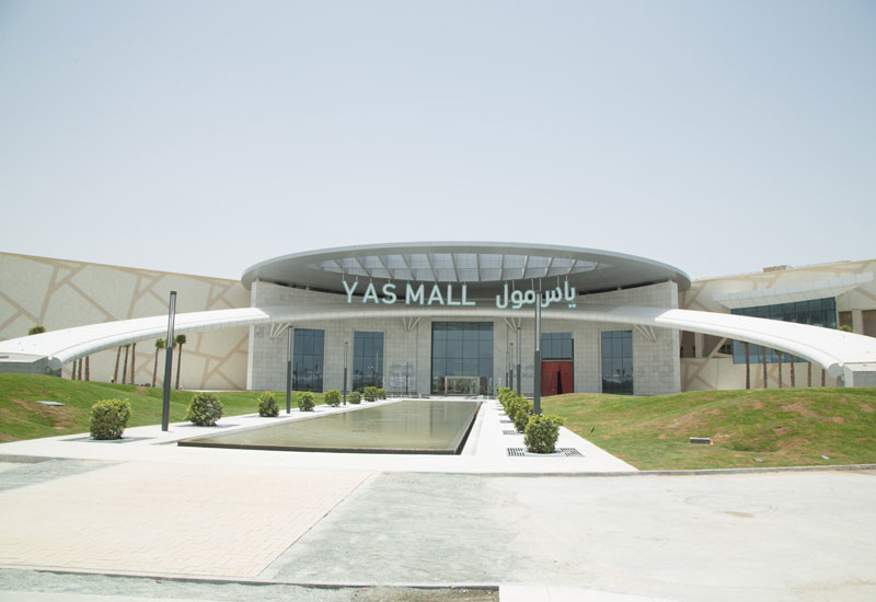 Yas Mall on Yas Island is now fully let