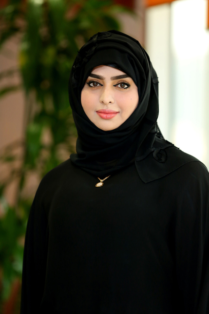 Zainab Mohammed, CEO, property management, marketing and corporate communications and chairwoman of the CSR committee.
