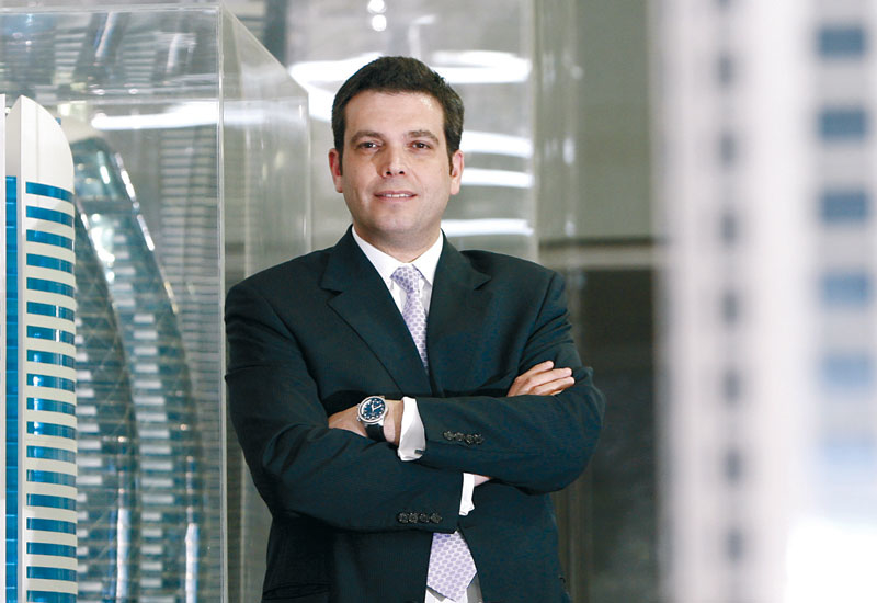 Ziad El Chaar, managing director, Damac Properties.