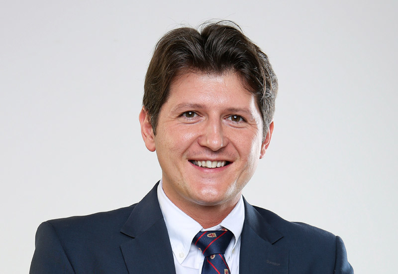 Zoran Bankovic, managing director of HERZ Middle East.