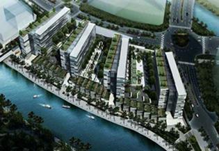 Plot PC501 at Al Raha Beach development in Abu Dhabi.