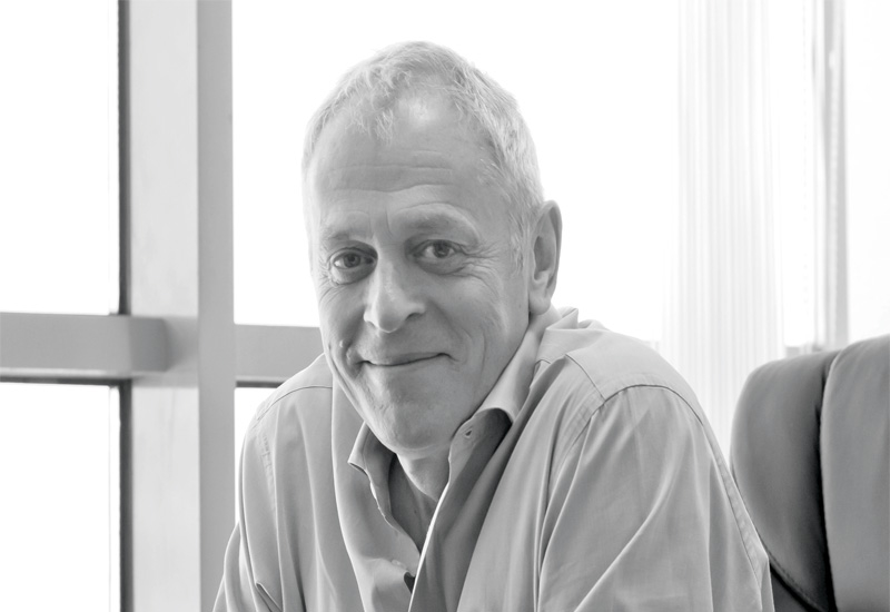 Structural's business development manager for the Middle East, Alan Gooch.