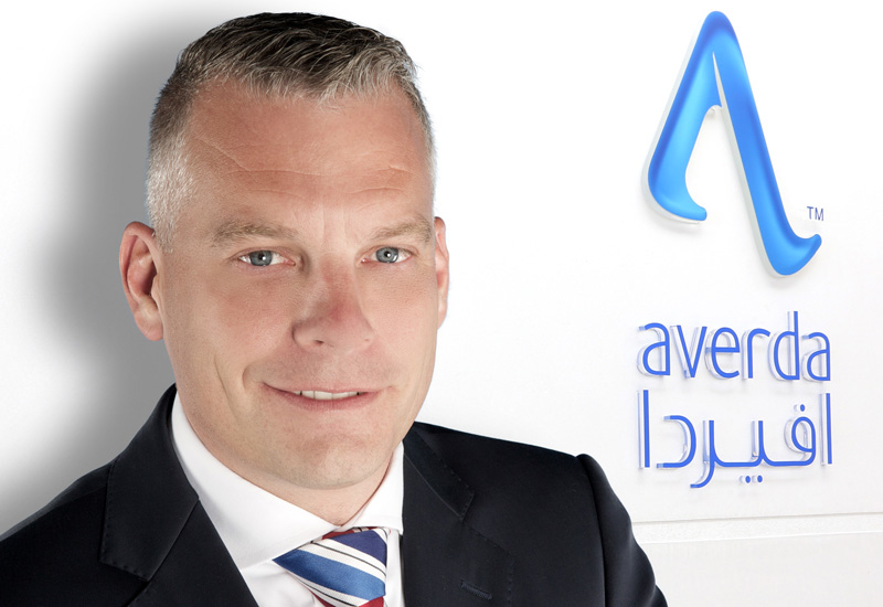Jeroen Vinvent, COO for averda in the GCC region.