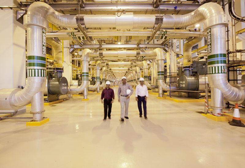 In Pictures: Bahrain Bay's District Cooling Plant