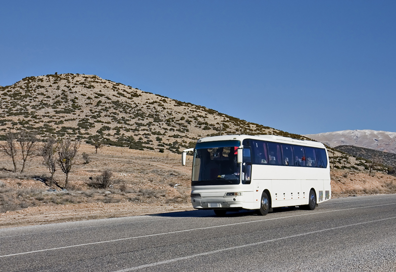 Oman aims to develop an international bus service.