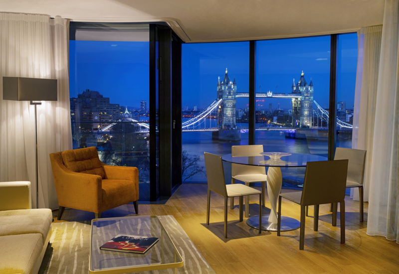 London-based Cheval Residences Group announced regional expansion plans.