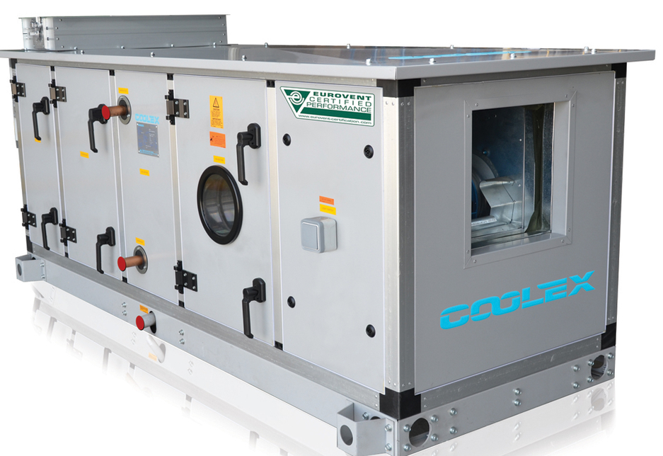 Coolex manufactures a variety of air handling unit models in Kuwait.
