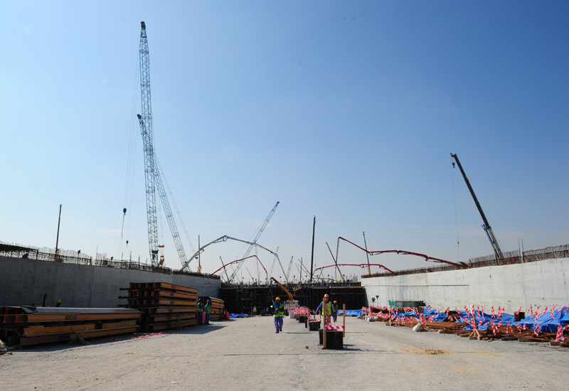 Acrow's formwork is helping to shape one of Qatar's most important developments, Lusail City
