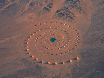NEWS, Design, Projects, Desert, UFO