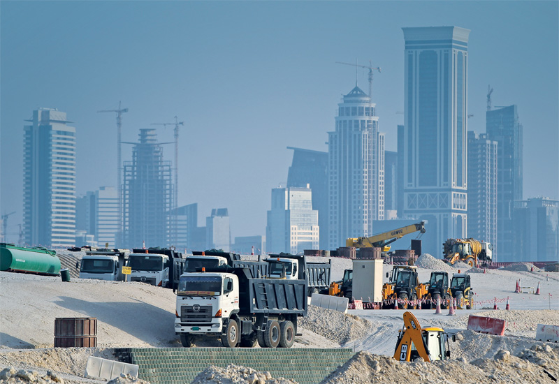 Work sites in Qatar are to come under scrutinty