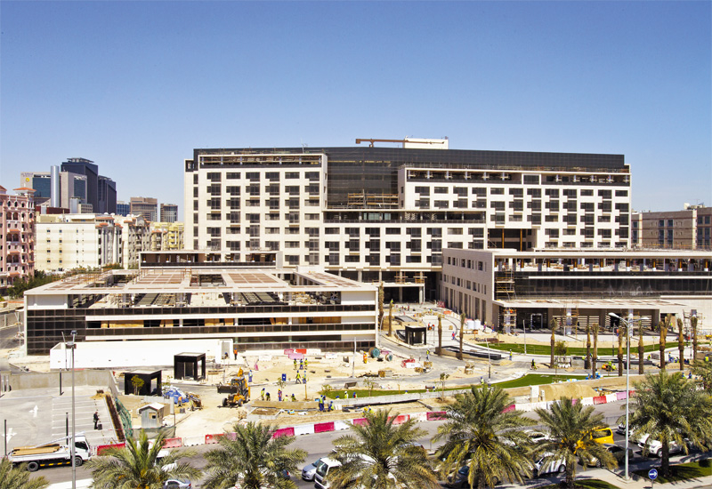 ANALYSIS, Site Visits, Projects, Westin Doha Hotel & Spa