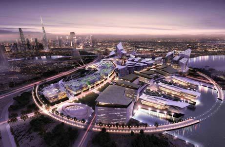NEWS, Projects, Cityscape, DUBAI DESIGN DISTRICT, Tecom investments