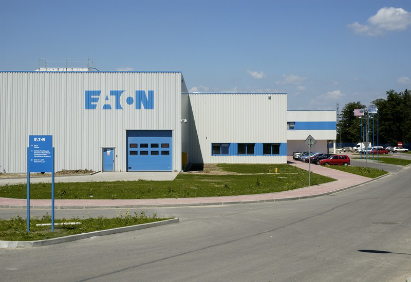 Eaton is a power management company with 2014 sales of $22.6bn.