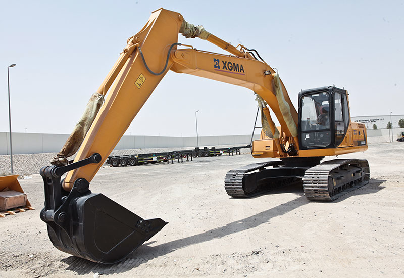Larger excavators are obviously more powerful, but don't forget to consider operating costs.