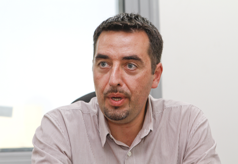 Ga?tan Pierrefeu, managing director, Aldes Middle East FZE.