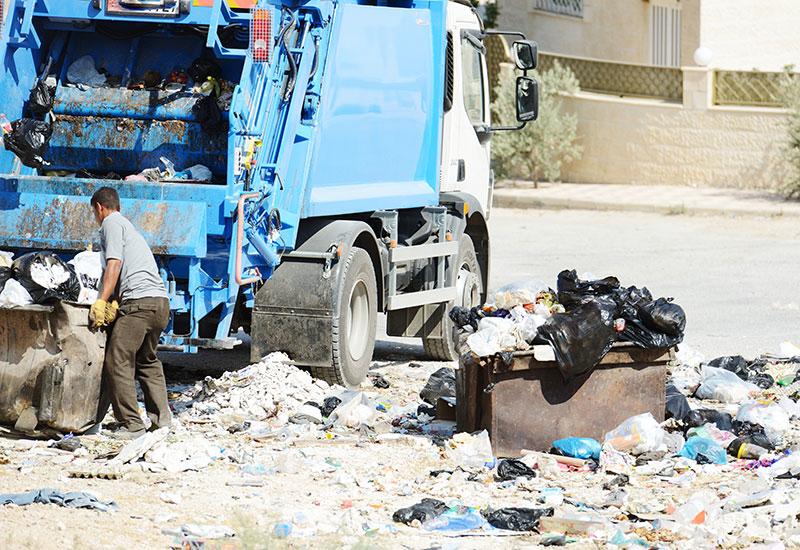 Frost & Sullivan estimates the GCC generates 80mn tonnes of waste per year.