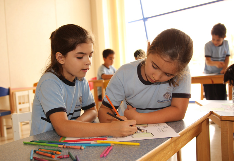 Lessons on the environment: The Bee'ah School of Environment has been put into place at over 200 schools in Sharjah.