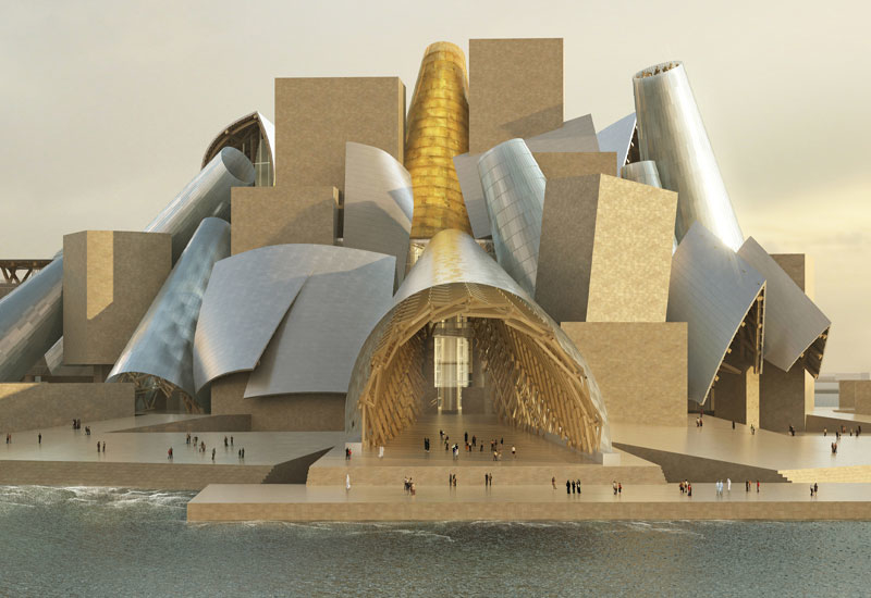 NEWS, Projects, Guggenheim ABU DHABI, Tender