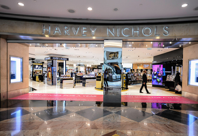 Harvey Nichols department store becomes the first mall anchor unit for Doha Festival City Mall.