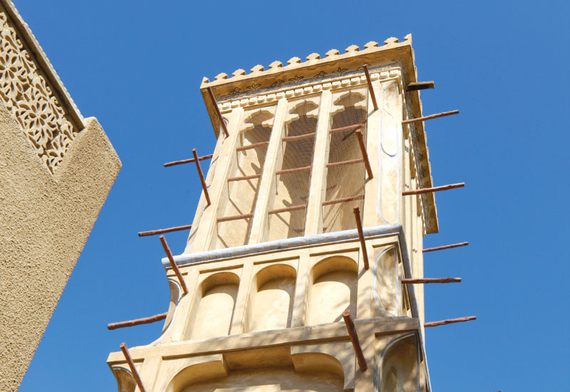 Emirati heritage will be reflected in the construction of the new buildings. (Photo used for illustrative purposes only)