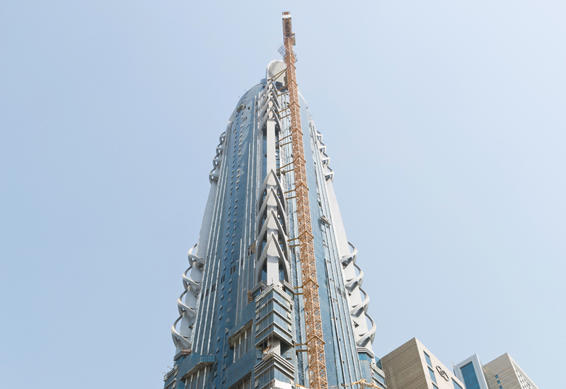 ANALYSIS, Site Visits, Projects, Al Hikma Tower, Dubai