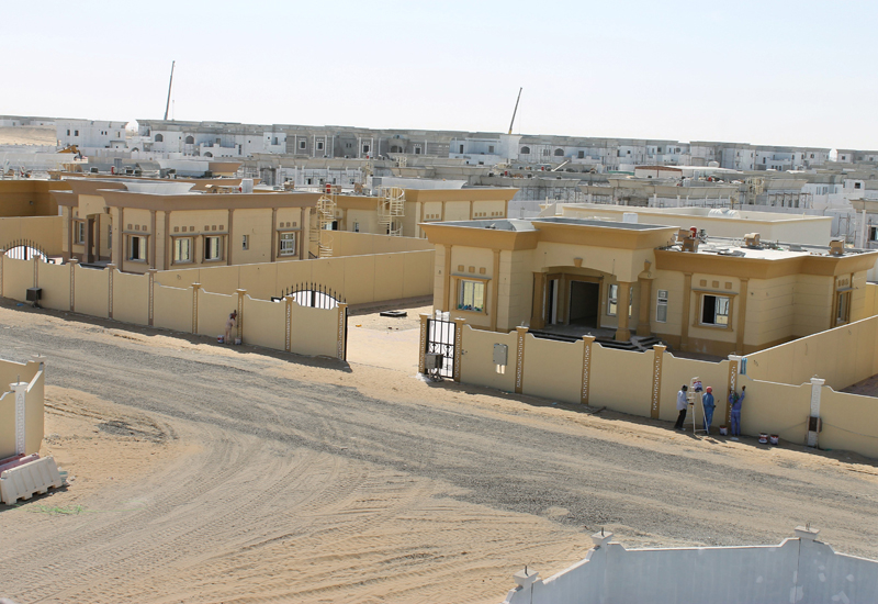 The GCC with its young and fast-growing population is in desperate need of housing.