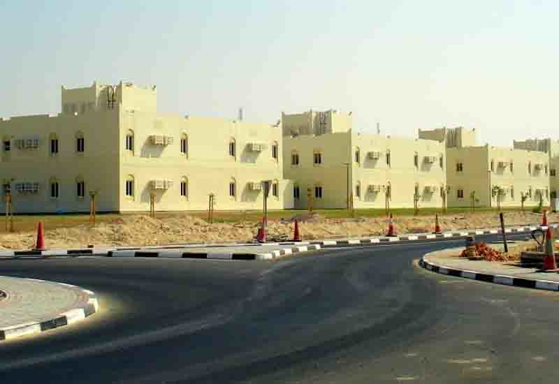 The housing shortage is being addressed in Qatar ahead of FIFA 2022.