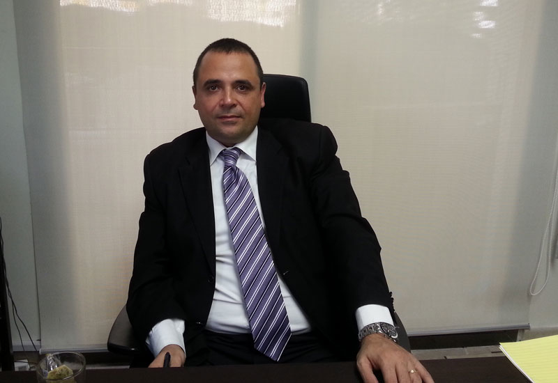 Iskander Moussa, general manager of MMG Syria.