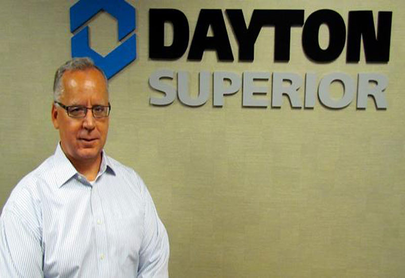Jim McRickard is president and CEO of Dayton Superior.