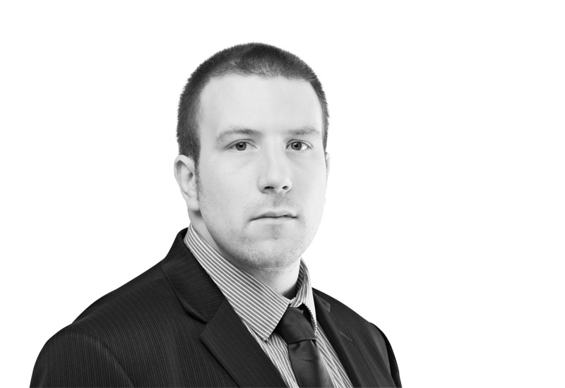 James Morgan, editor of PMV Middle East.