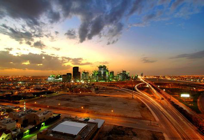 Contractors are due to start the roadworks in Jeddah in the next few weeks.