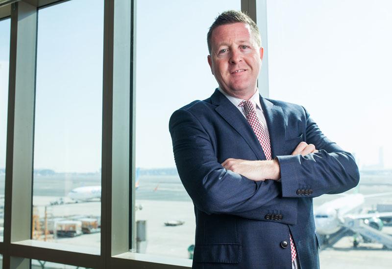 John Nolan, managing director, Transguard