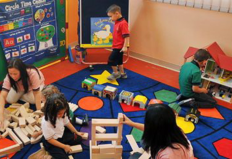 Kindergartens are part of the new school project started by Ashghal. (Image for illustrative purposes only)