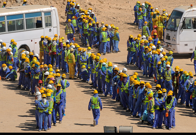 Saudi Arabia's midday work break will start on 15 June, 2019.