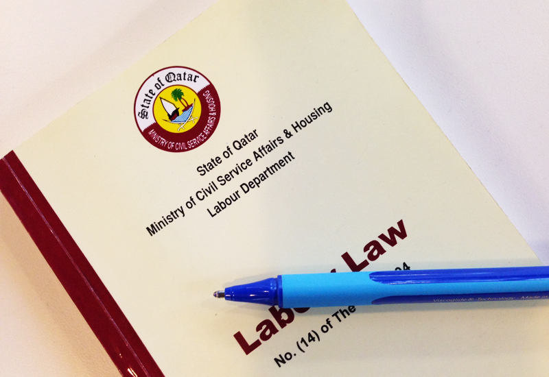 Qatar has once again delayed enforcing labour law changes around its much-criticised kafala system.