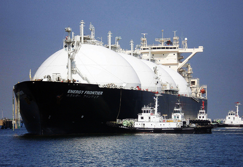 Qatar is the world's largest LNG exporter.