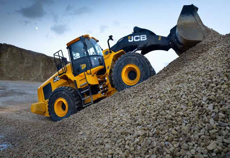 While wheel loader sales fell slightly in 2013, JCB managed to increase its overall market share.