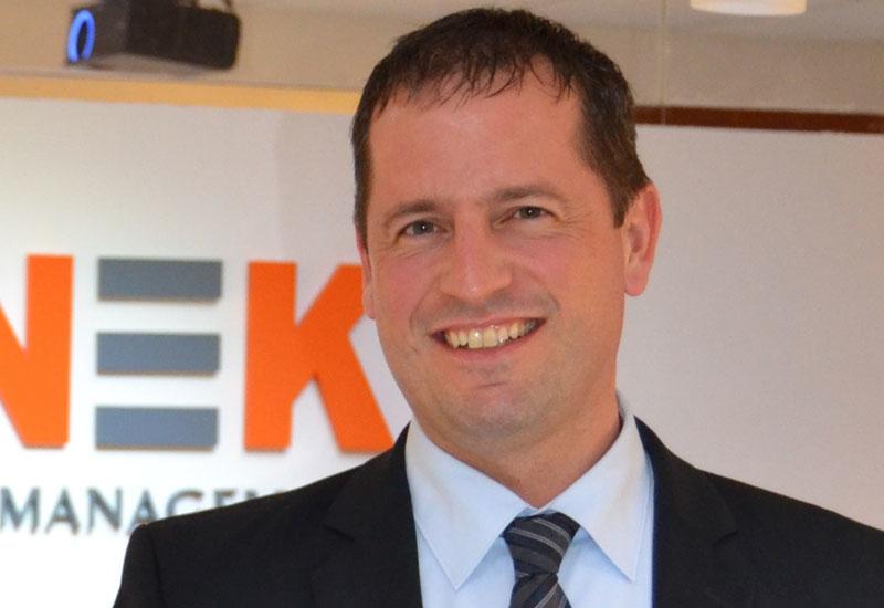 Markus Oberlin, CEO, Farnek