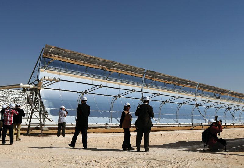 Masdar's developments in Abu Dhabi include solar projects.