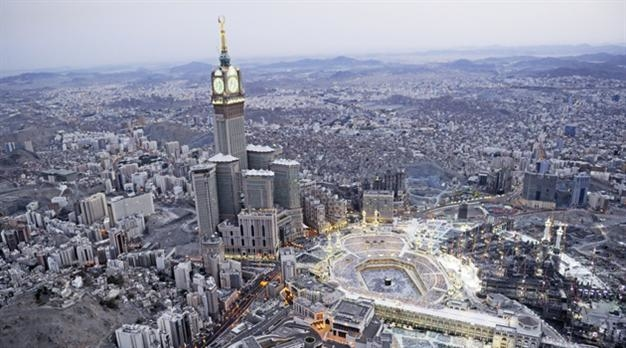 Development in Mecca will drive demand for marble.