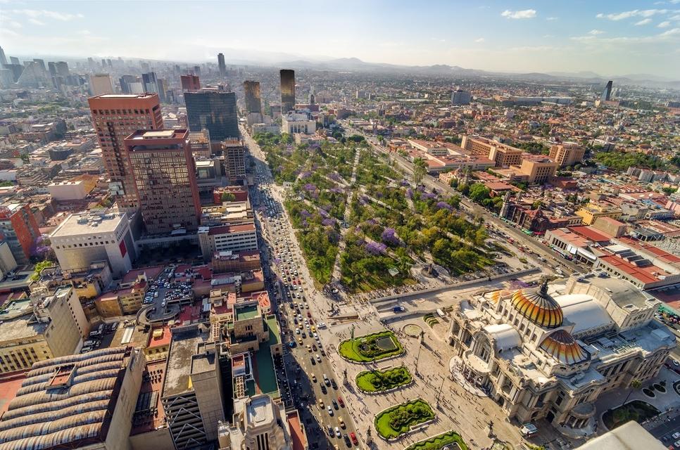 Mexico City, Mexico. [Supplied/Lamudi]