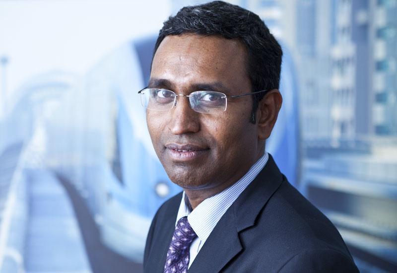 Murali S., managing director, Al-Futtaim Engineering.