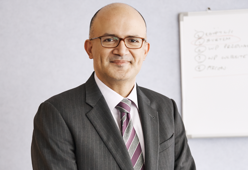 Navin Valrani, CEO of Leminar Air Conditioning.