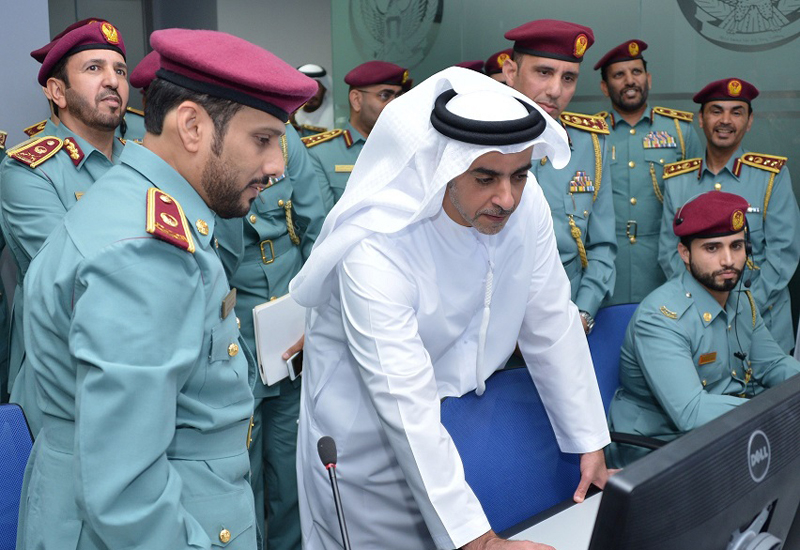 HH Sheikh Saif bin Zayed Al Nahyan, Deputy Prime Minister and Minister of Interior, officially inaugurated the first phase of the project.