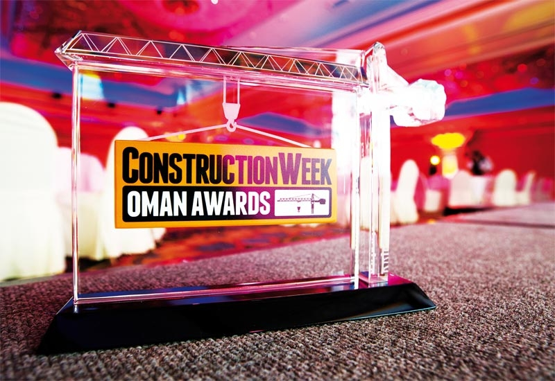 NEWS, Projects, CONSTRUCTRION WEEK, Oman Awards