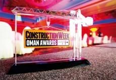 NEWS, Business, Construction Week, CW Oman Awards